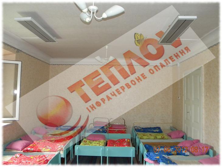 экономичный обогрев детского сада без газа
