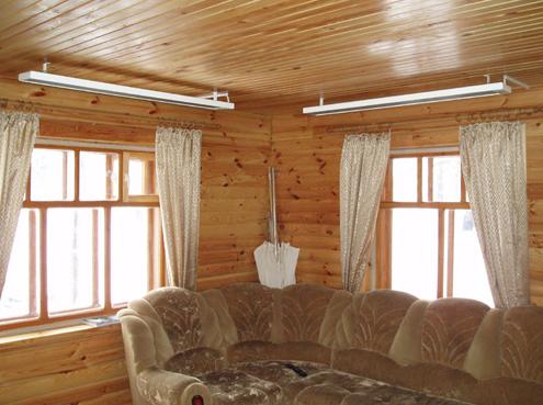Отопление дома и коттетджа