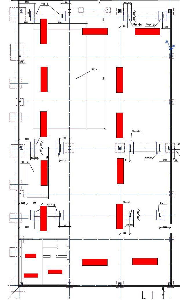 проект промышленного отопления инфракрасными обогревателями
