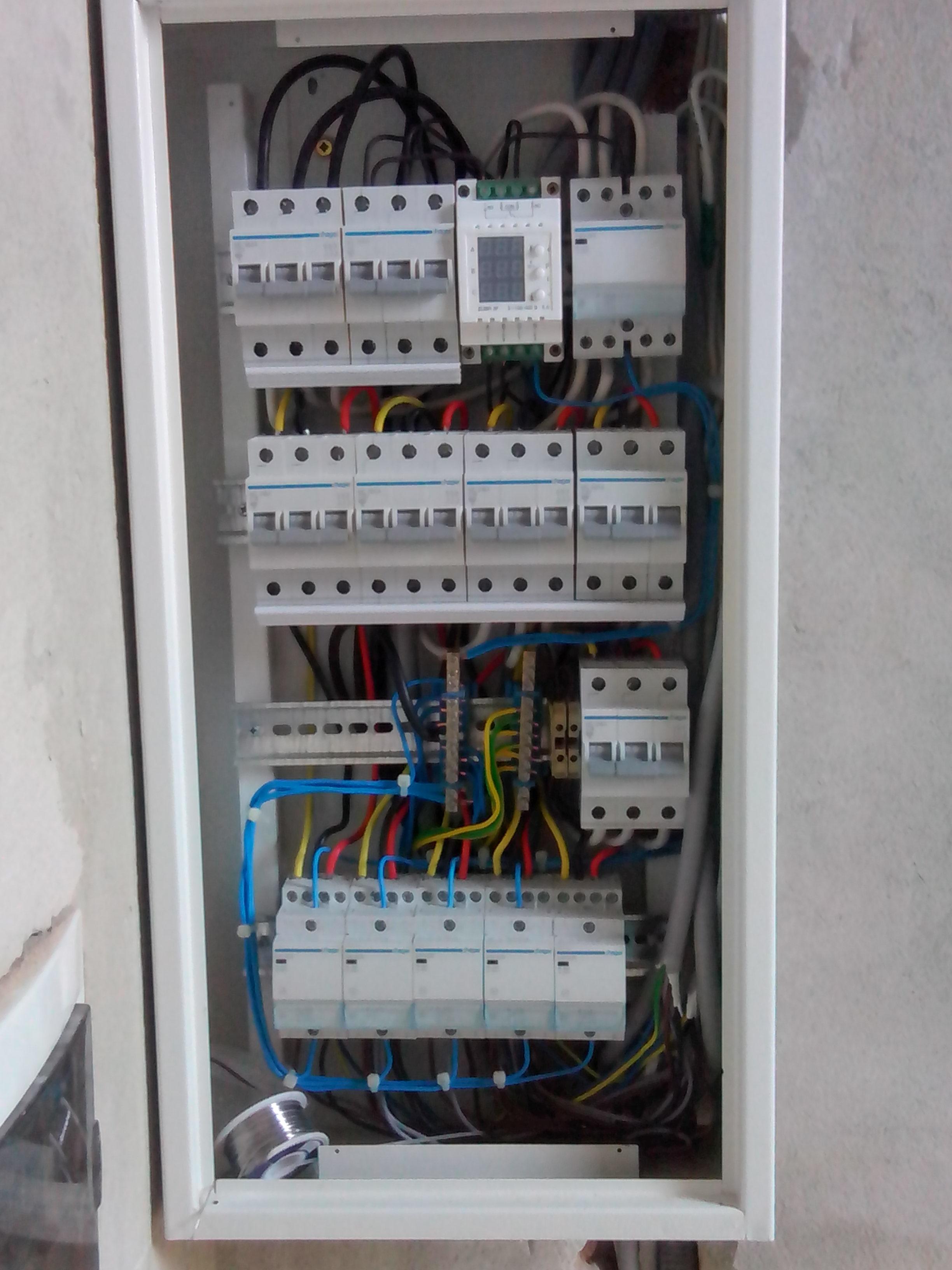 отопление церкви промышленными электрическими панелями