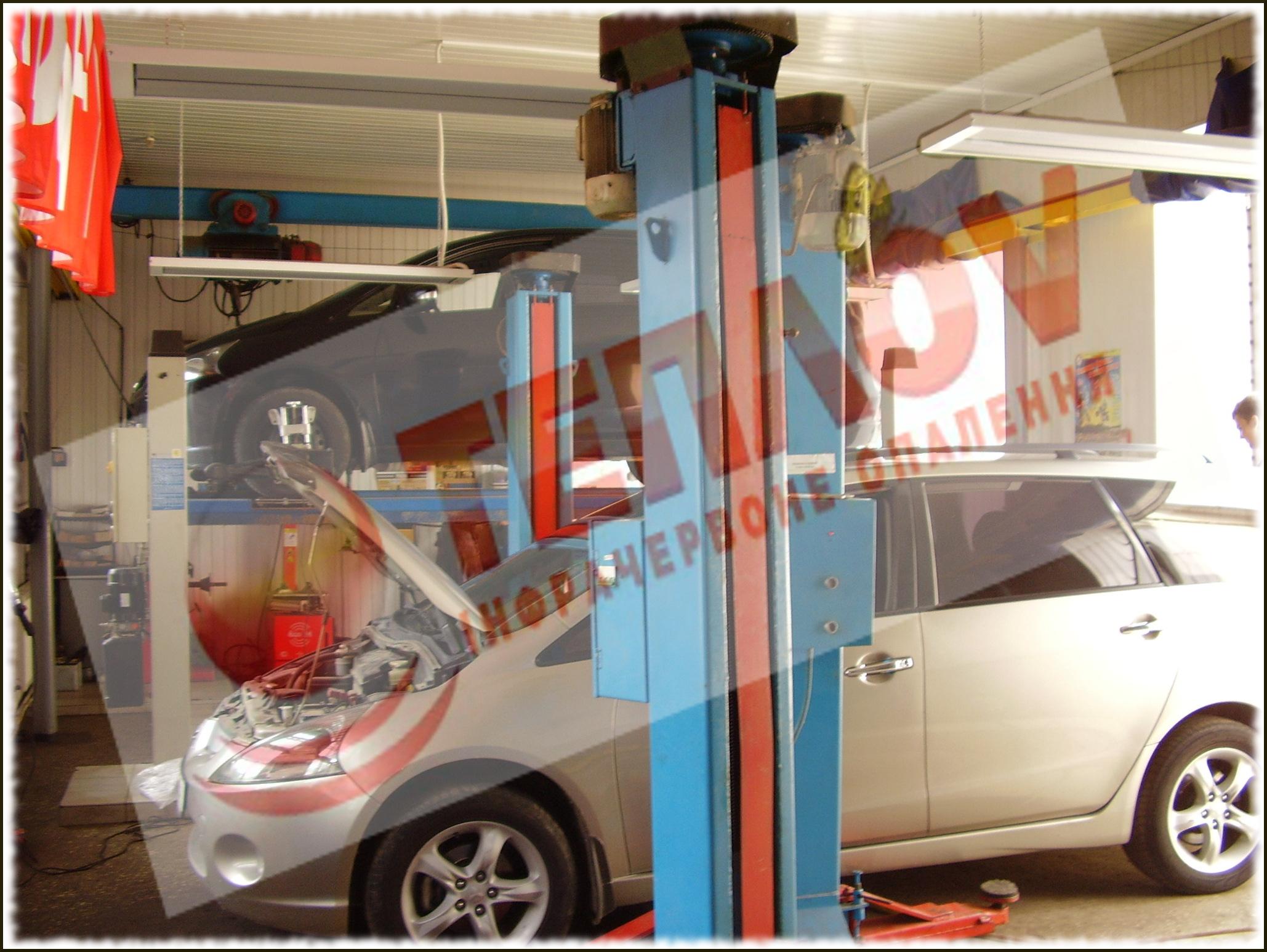 Потолочные инфракрасные обогреватели отапливают гаражи от электричества