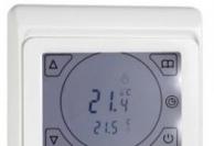 Programmable sensor thermostat Terneo Sen - Teplov